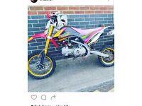 Wpb 140cc z40 cam pit bike for sale