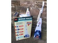 Bex Bissell Quick Wash Carpet and floor washer