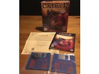 Amiga big box game Cadaver
