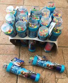 Joblot of 9 Disney Frozen Kaleidoscopes