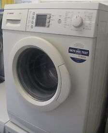 Bosch 1400 express washing machine A+ energy rated