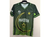 PAKISTAN CRICKET SHIRT £8 BARGAIN!