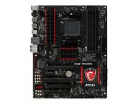 MSI gaming motherboard brand new in box