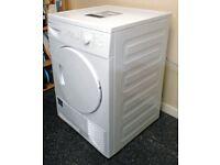 Beko '8.0kg, B energy' Sensor Condenser Tumble Dryer, 8 MTH OLD