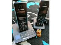 Twin house phone Panasonic Digital