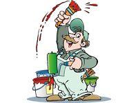 PLASTERER.Reliable,honest,reasonable painter+decorator, plasterer J&M painters