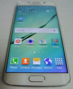 Samsung Galaxy S6 32GB White SM-G920W8 Unlocked LTE AWS 30 Days Warranty This Phone is unlocked and will work with an