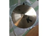"Zildjian 20"" K Ride- NEW"