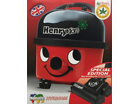 Numatic Henry Micro HVR200M Special Edition Vacuum Cleaner with Hairo Brush *BOXED*