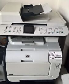 HP COLOUR LASERJET CM2320nf A4 PRINTER