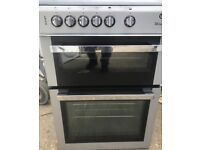 Flavel milano 60cm Wide Silver Edition Fully Working Electric Ceramic Plate Cooker For Sale