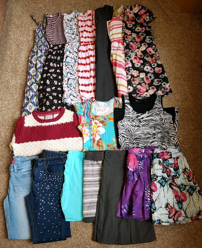Girls 8-9 Years Clothes