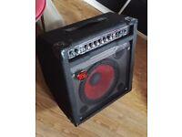 RedSub BP80 80W Kickback Bass Amplifier