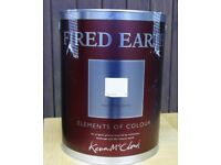 Fired Earth Sienna Earth matt emulsion paint
