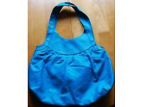 Turquoise Women;s bag - very good condition