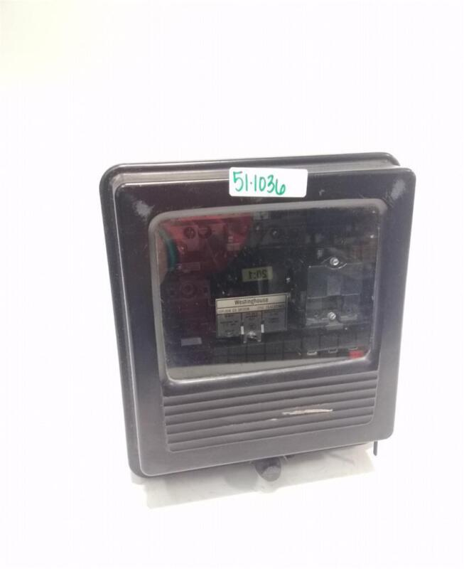WESTINGHOUSE OVERCURRENT RELAY CO-5H1101N