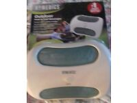 Outdoor foot and cslf massager new still in box