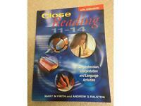 Hodder Gibson Close Reading Skills 11 - 14