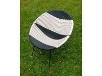 Retro Vintage 60s70s Egg shape chair