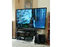 60inch aquos sharp 3d smart tv and stand