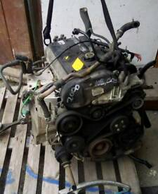 Ford fiesta mk4 engine and gearbox