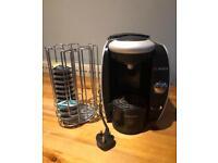 Bosch tassimo machine and pod carousel