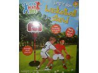 Jump n Slam Basketball Stand