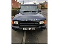 Land rover discover td5