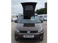CADDY 1.6 TDI C20 Maxi Life 4 BERTH CAMPER 2012