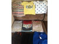 9-12 Months Boys Summer Clothes