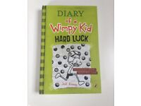 DIARY OF A WIMPY KID,hard luck