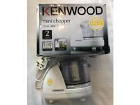 Kenwood mini chopper