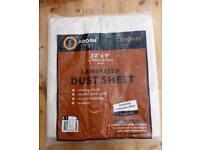 Adorn 82827 12 x 9 ft laminated dust sheet