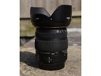 Sigma 17-50 f2.8 - Sony A Mount lens [Very good condition]