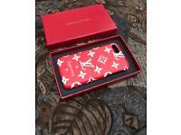 Supreme x Louis Vuitton iPhone 7 Case