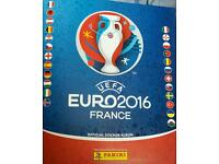 Swaps Euro 2016 panini