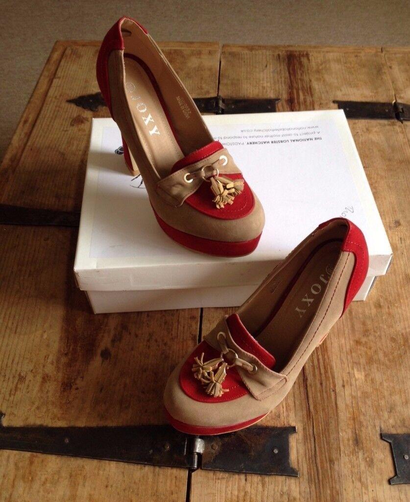 Bundle of Ladies High Heel Smart Work/ Party Shoes