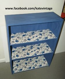 refurbished bookcase