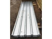 NEW BOX PROFILE ROOF SHEETS - GALVANISED 🔨
