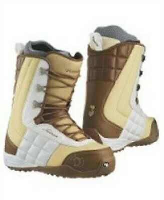 NEW NORTHWAVE WOMENS SNOWBOARD BOOTS US SZ 6 MENS 5 SNOW BOA