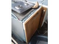 Hotpoint built-in dishwasher