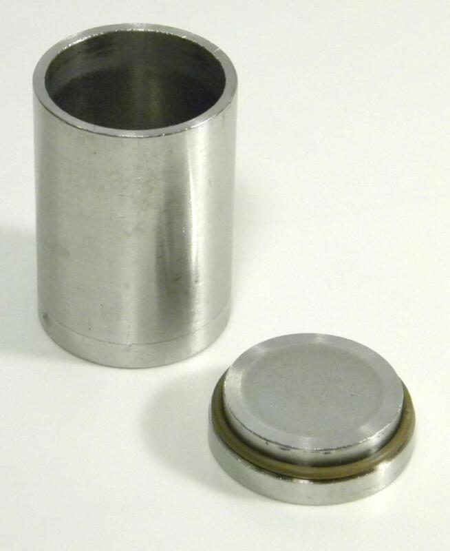Stainless Steel Mixer/Mill Grinding Vial Jar 65ml