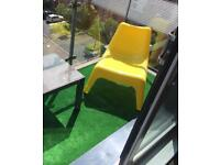 Ikea garden chair