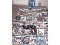 Huge PS3 Games bundle + Move controller/camera