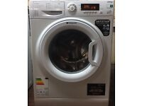 11 Hotpoint SWMD8437 8kg 1400Spin White LCD A+++Rated Washing Machine 1YEAR GUARANTEE FREE DEL N FIT