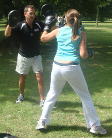 Get in shape with personal training. 15 years experience
