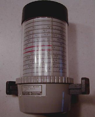 Hp R532a 26-40 Ghz Absorption Wavemeter Ka Band Nice