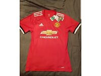 MANCHESTER UNITED 17/18 MENS SHIRT