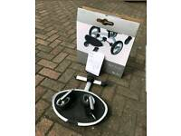 WANTED SILVER CROSS BUGGY BOARD