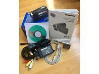 Panasonic SD Video Camera for sale.